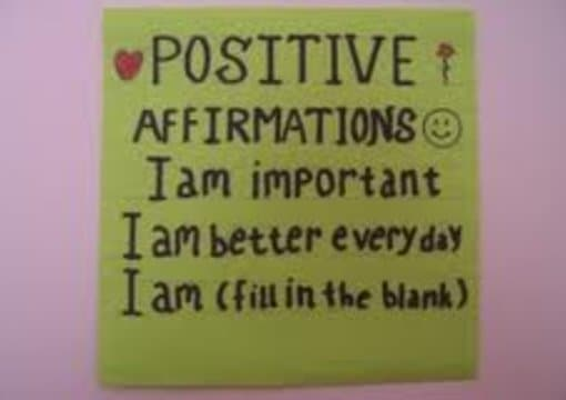 jesiree : I will tell you 20 positive affirmations quotes for $5 on  www.fiverr.com