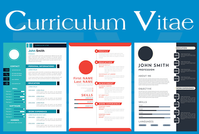 Design Resume Curriculum Vitae In Psd Pdf Jpg And Word