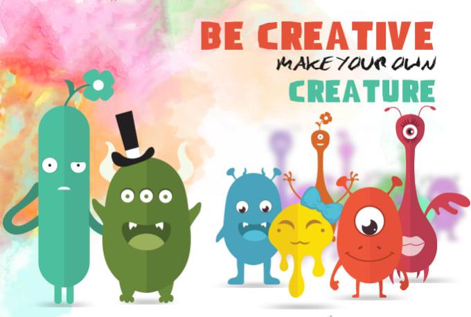send you a creature generator by ionutsebastian