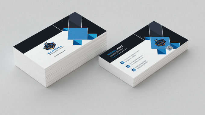 Assign Catchy Business Cards Stationery Items