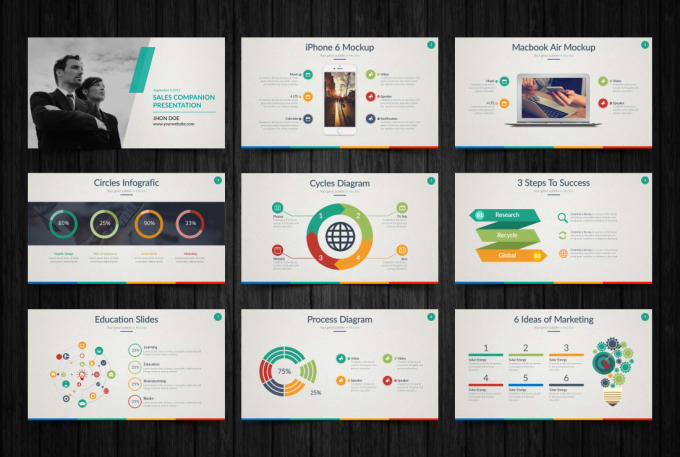 how to make professional powerpoint slides