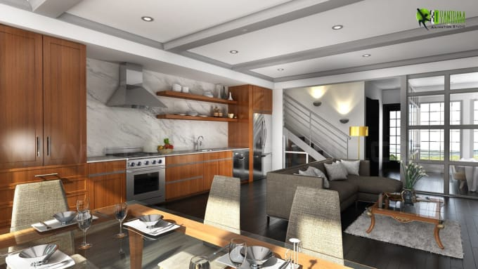 I Will Give You 3D Interior Exterior Design Or Home Decor Advice On Any Budget