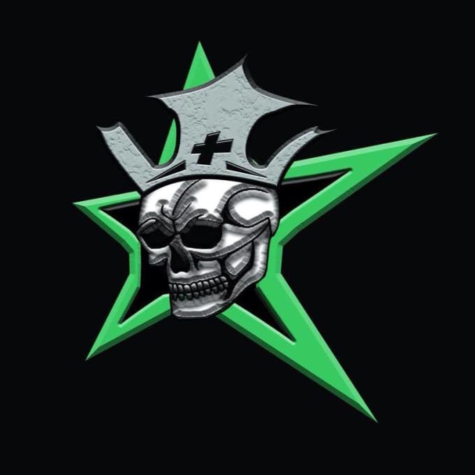 create a gaming clan logo by emtrochez