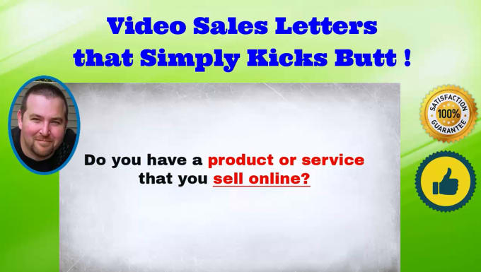 Create An Amazing Vsl Video Sales Letter In 24 Hours By Iexplain