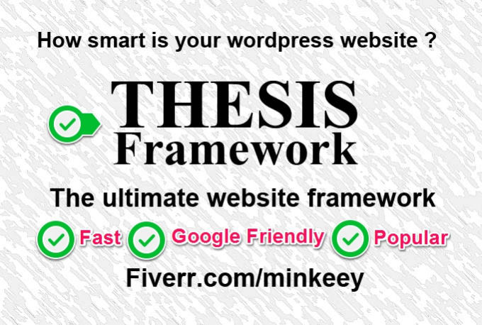 thesis theme review