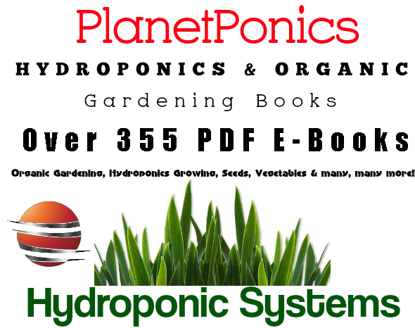 Send You Over 355 Ebooks On Hydroponic And Organic Gardening By
