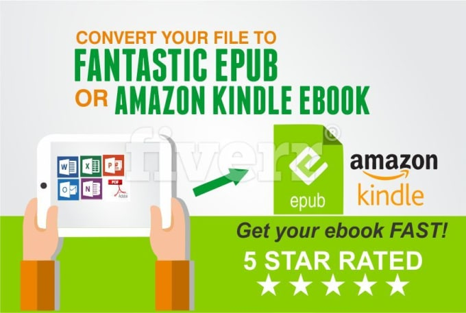 convert pdf to kindle file
