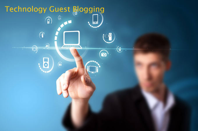 provide a list of 30 technology blogs accepting guest posts