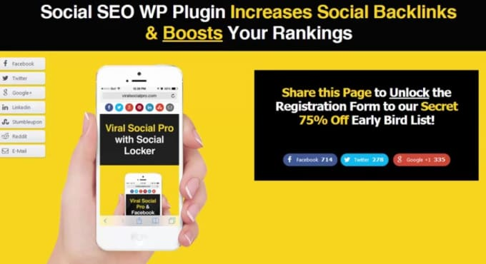 wordpress_gig : I will install To Your Site A Licensed Copy Of Wp Viral  Social Pro Plugin for $5 on www fiverr com