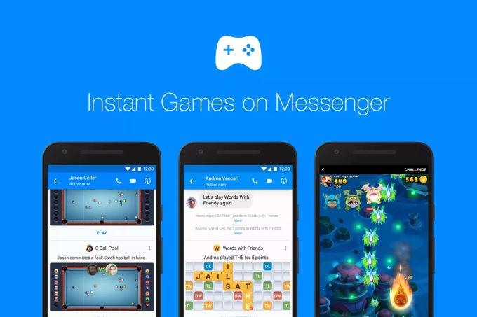 make a facebook instant game
