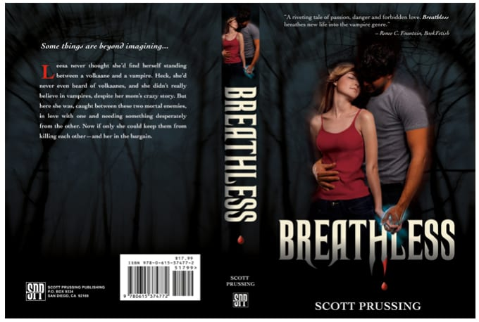 Do createspace book cover with front spine and back cover ...
