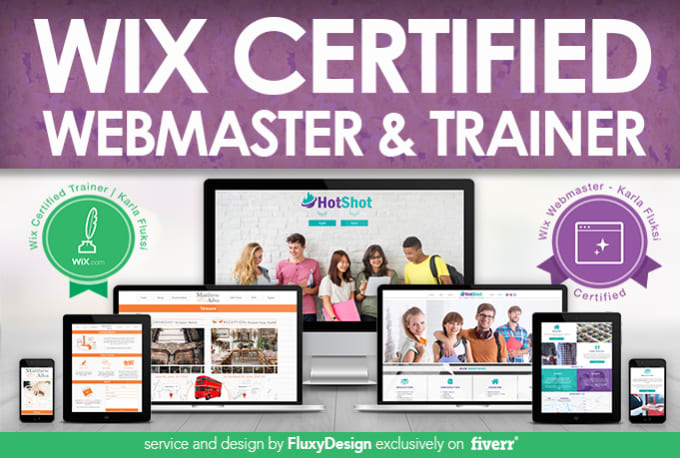 Design Wix Website Create A Website Wix Expert