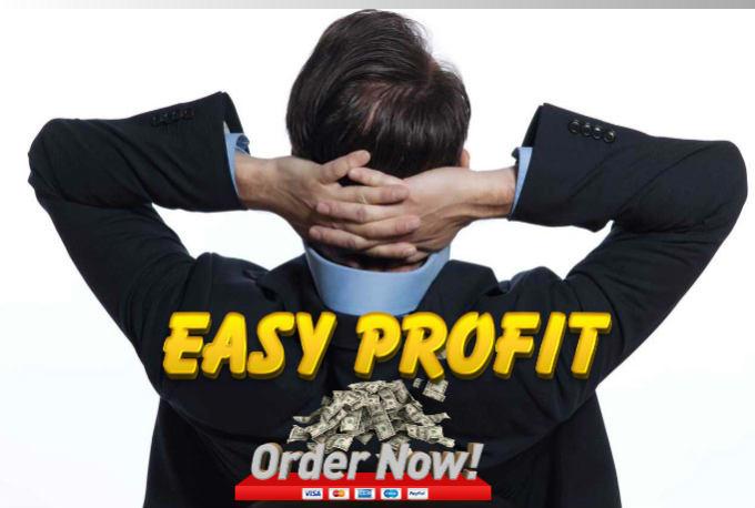 show You My Lazy Profit Shocker Method