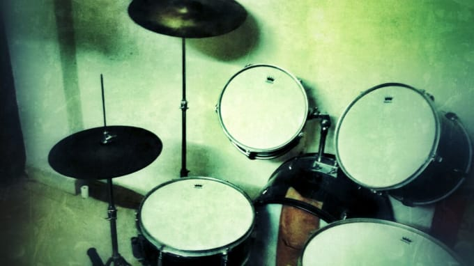 be your session drummer
