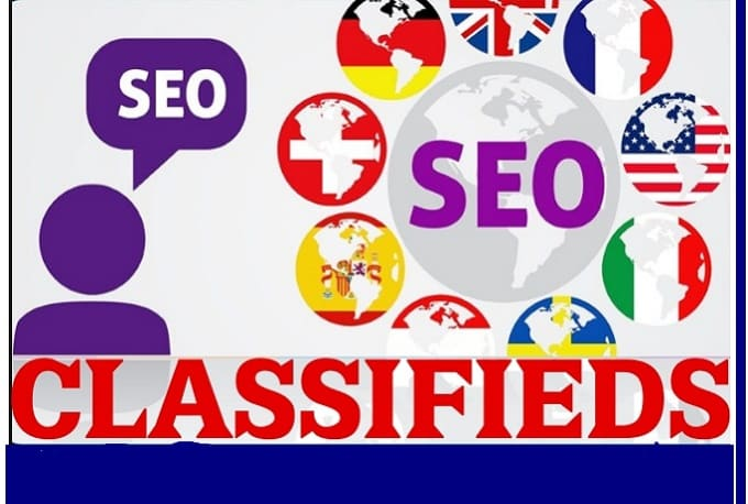manually post your business in 30 free classified sites of  usa,uk,india,canada