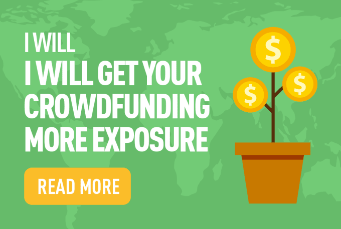 get your gofundme more exposure by tryant