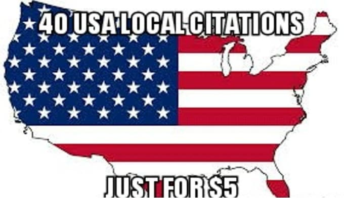 List your business in top 40 us local citation sites by