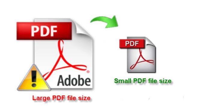 Resize Pdf File Size