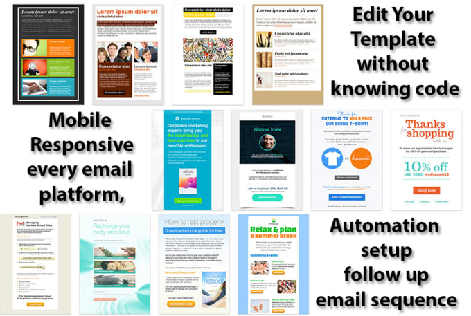 The Greatest Guide To Activecampaign Email Templates
