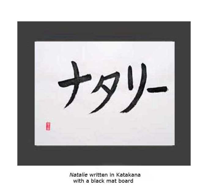 writing my name in japanese Japanese writing systems japanese uses a combination of the following four writing systems: kanji: chinese characters, introduced to japan via korea around the third or fourth century ad, are primarily used for word roots and stems.