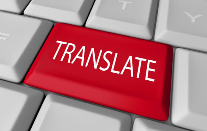 sanuvarghese : I will translate between English Malayalam Hindi 600wrds for  $5 on www fiverr com