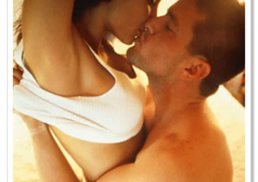 romantic positions to kiss