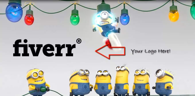 minions christmas video with your logo in 24 hrs - Minions Christmas