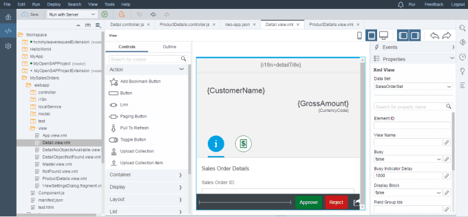 letithappen_rs : I will do a SAP Fiori App or other SAPUI5 development for  $5 on www fiverr com