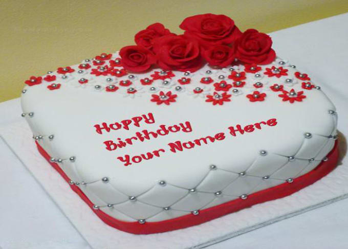Write A Stylish Font Name On 5 Birthday Cake With Logo Pic In Psd