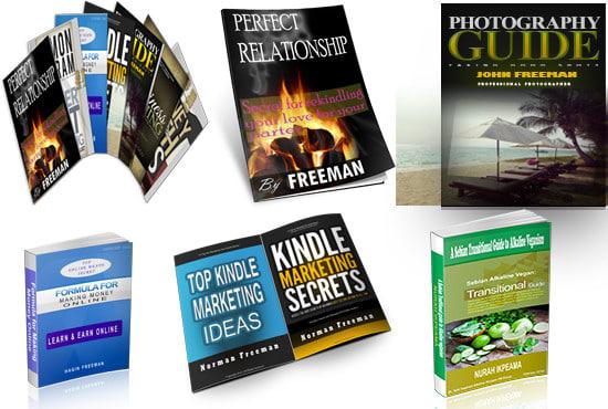 Create Fantastic Ebook Cover Designs