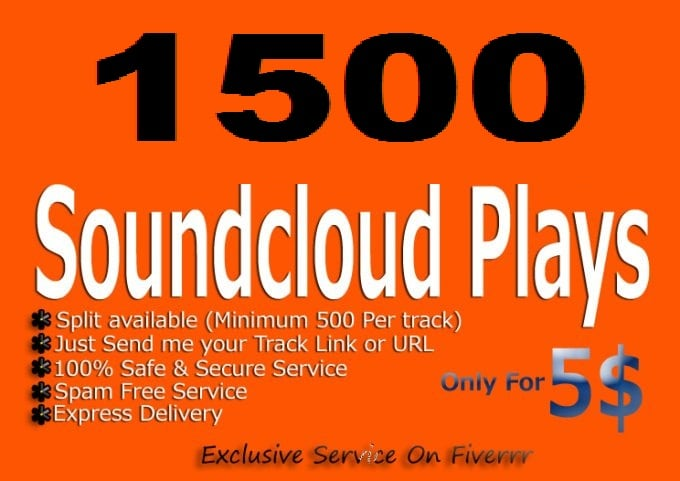 provide 1500 music promotion on your song