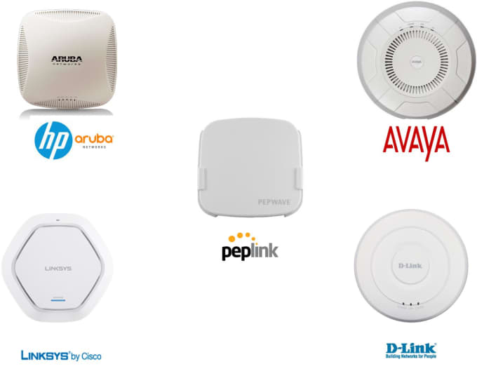 Setup your enterprise office wireless network by Onlineguykw