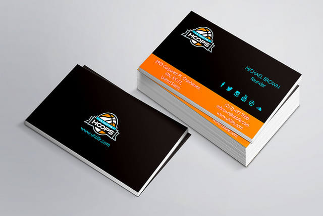 Design a amazing business card fiverr design a amazing business card colourmoves Choice Image