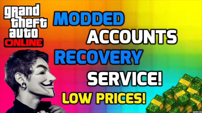 mod GTA 5 Money, Rank etc Ps4, Xbox 1, Ps3