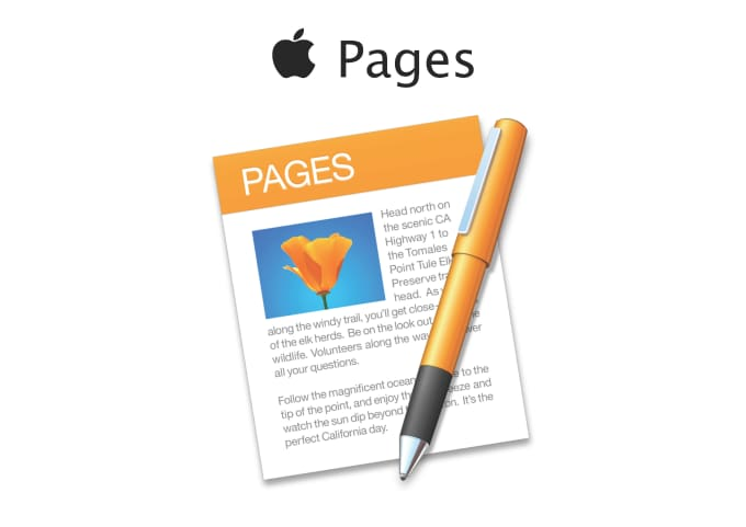 Design Your Document In Apple Pages, Mac Iwork By Gavrielatos
