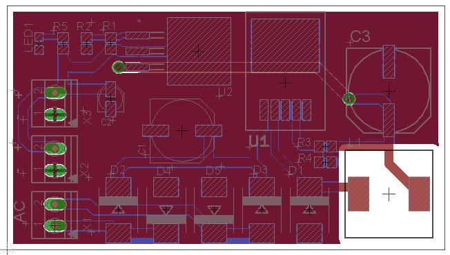 Design schematic and layout for pcb by Keyuracharya