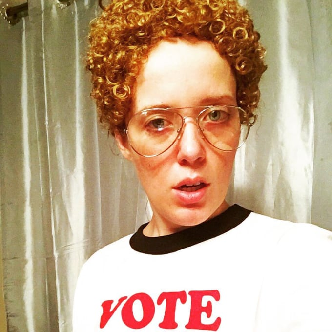 Dance Dressed As Napoleon Dynamite By Katertot