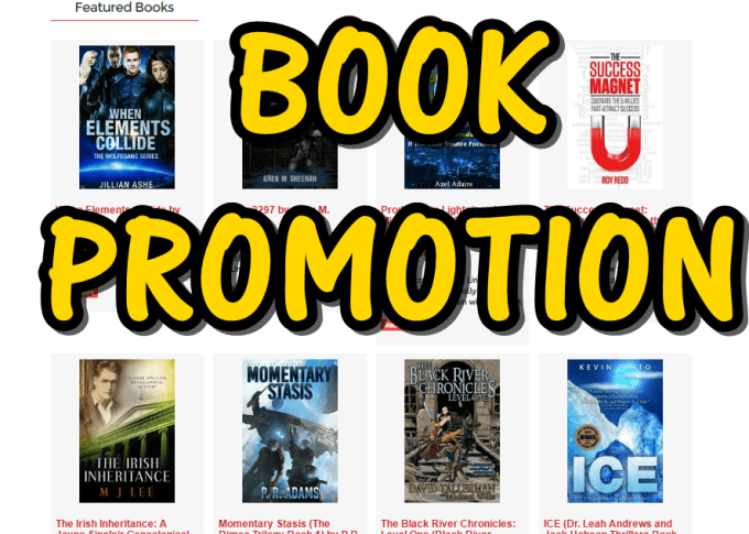 promote your free ebook to 125k followers on my kindle fb page