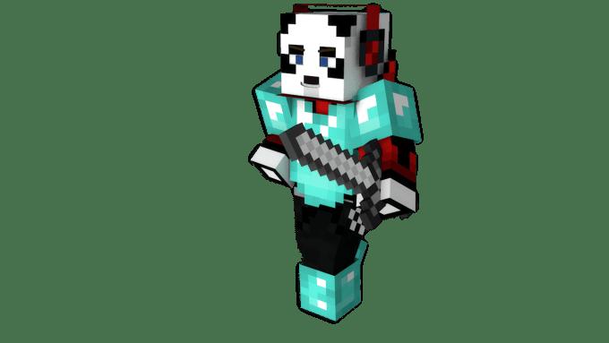 animate custom hd minecraft skins by vaceyy