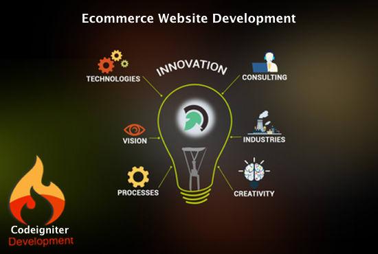 create an multi vendor ecommerce website