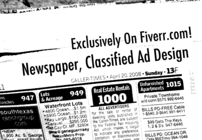 Key largo newspaper classified