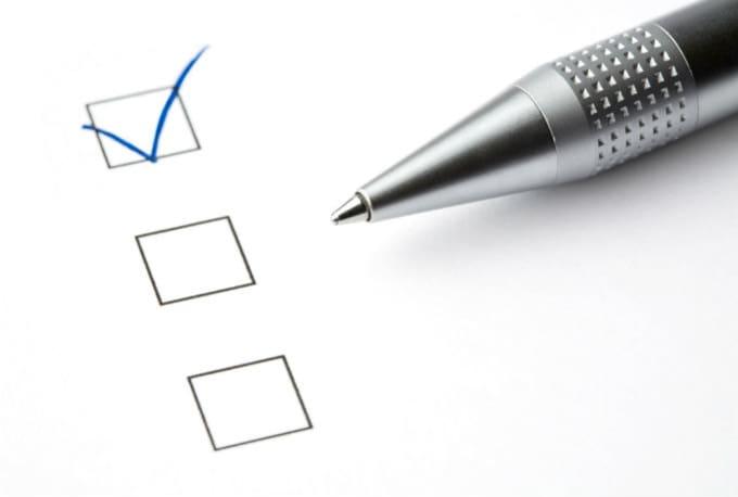 complete your surveys