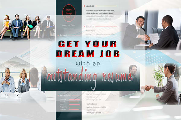 resume design, cover letter, linkedin