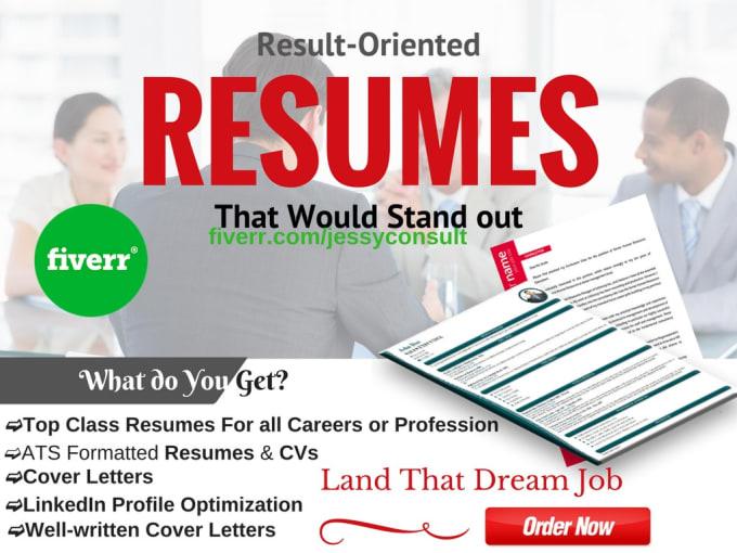 Provide Resume Writing Services Resume Writer