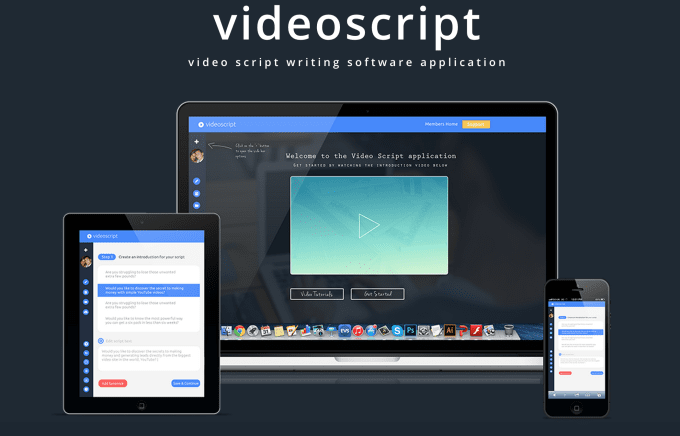 Give You Video Salesletter Script Creator Generator Software By Akins1
