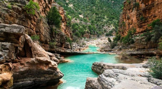 present to you 7 places of tourism in morocco