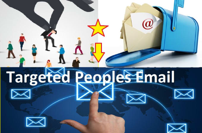 collect 100 targeted email any category any country
