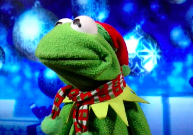 Create a personalized christmas video greeting from kermit by cosby01 create a personalized christmas video greeting from kermit m4hsunfo