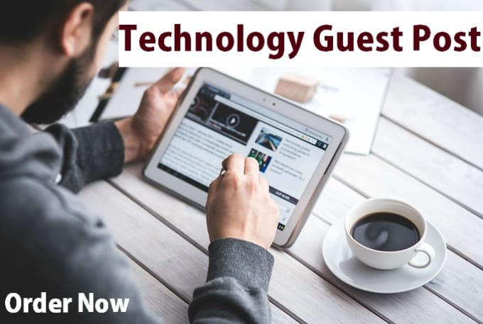 do guest post on technology blog