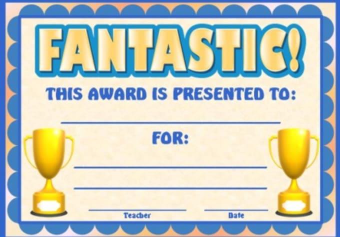 make award certificates by nasirmahmood18